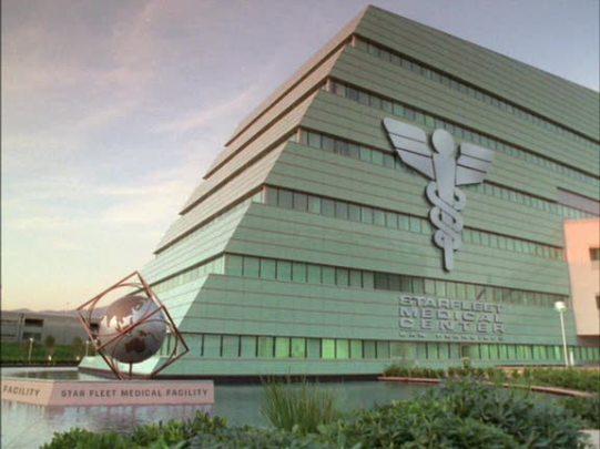 Starfleet Medical-Earth